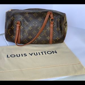 Louis Vuitton Papillon Bag